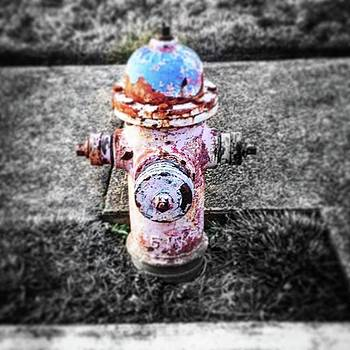 #firehydrant #streetphotography by Sharon Halteman