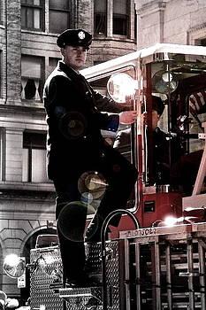 Fireman by Brynn Ditsche