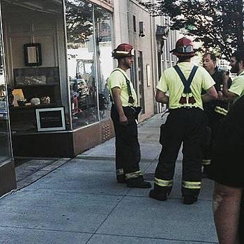 Firemen. #tamaqua #firemen #fire by Gin Young