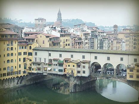 Firenze en tinte by Kathy Simandl