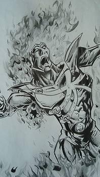 Firestorm by Luis Carlos A