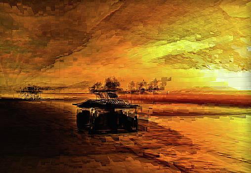 FireStorm by Monroe Snook