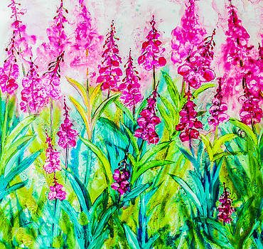 Dee Carpenter - Fireweed Fantasy