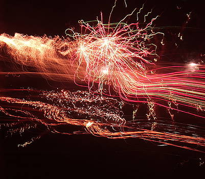 Firework Fantasy  by Rosemary Colyer