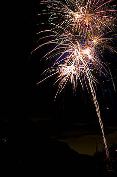 James BO  Insogna - Fireworks