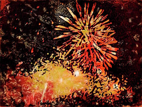 Fireworks 4 by Joan Reese