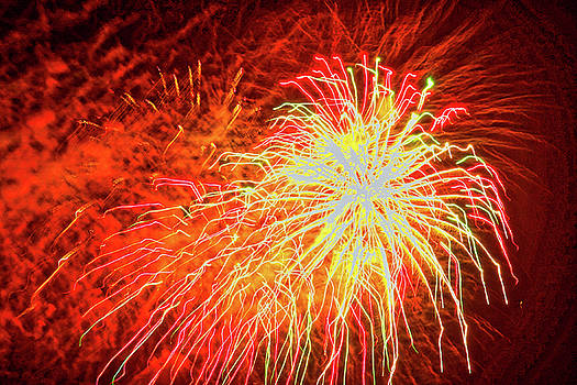 Fireworks 6 by Joan Reese
