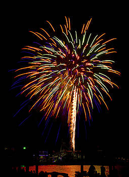 Fireworks by Bill Barber