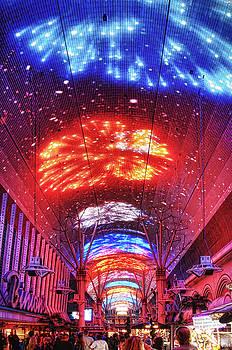 Tatiana Travelways - Fireworks display in Las Vegas