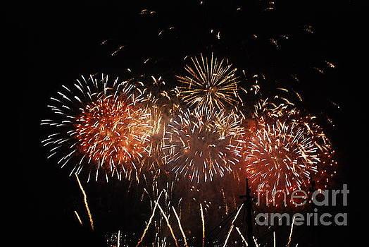 Firework's display by Joe Cashin