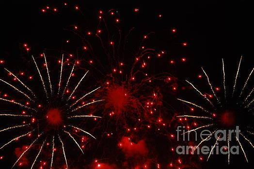 Fireworks by Joe Cashin