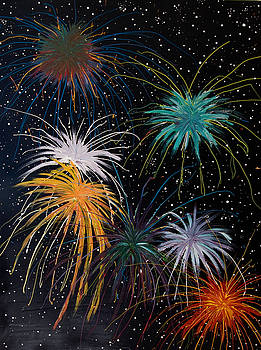 Fireworks by Julia Collard