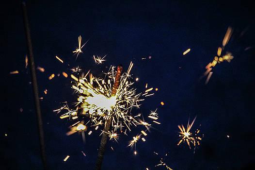 Fireworks by Maxwell Dziku