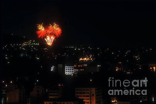 Bob Phillips - Fireworks on Mars Hill