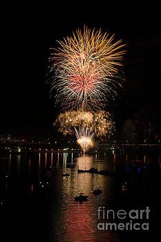 Fireworks by Quinn Sedam