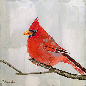Firey Red by Nathan Rhoads