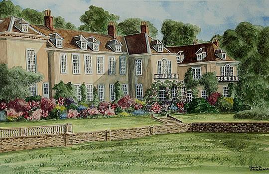 Charlotte Blanchard - Firle Place England
