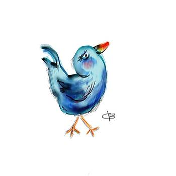 First birdie by Cathy Branson