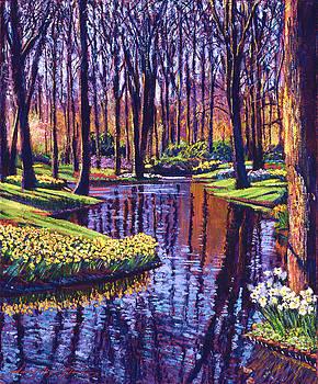 David Lloyd Glover - First Days of Spring