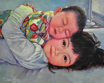 First Embrace by Eileen  Fong