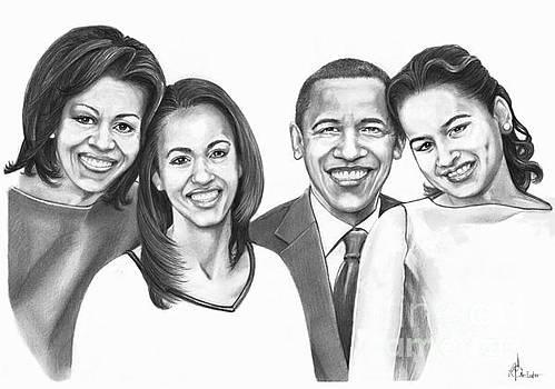First-Family 2013 by Murphy Elliott