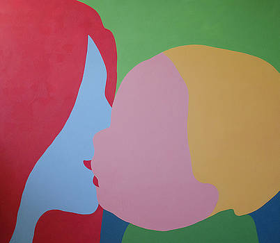 First Kiss, Ludo series by Catalina Codreanu