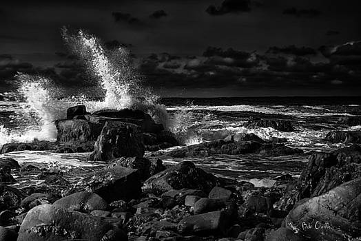 First Light - Kennebunkport Maine by Bob Orsillo