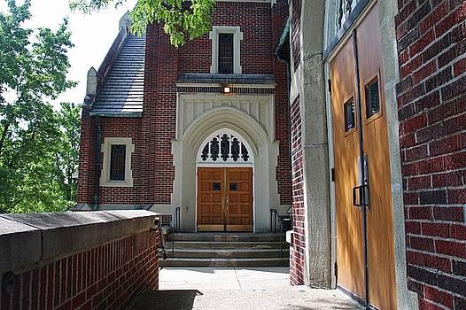 First Methodist Church II by Michiale Schneider