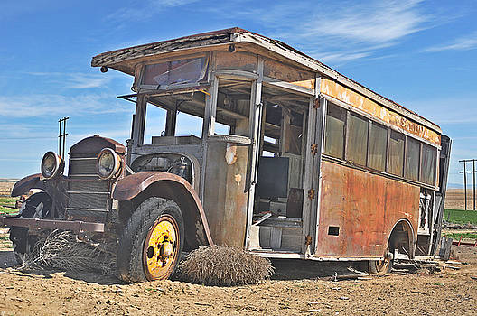 First Motorhome by Brent Easley