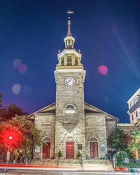 First Parish by Tim Sullivan