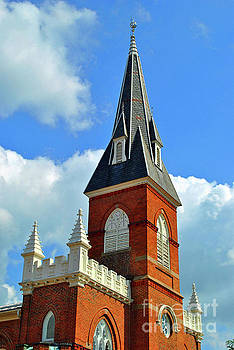 Jost Houk - First Presbyterian Church