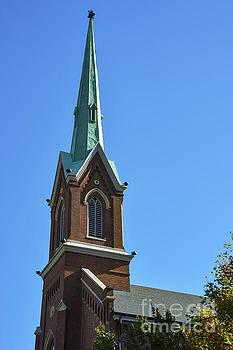 Bob Phillips - First Presbyterian Church Tower