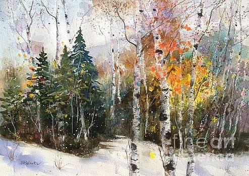 First Snow by Diane Splinter