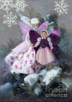 First Snow by Nancy Lee Moran