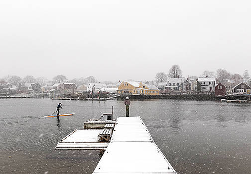 First Snow of the Season by Devin LaBrie