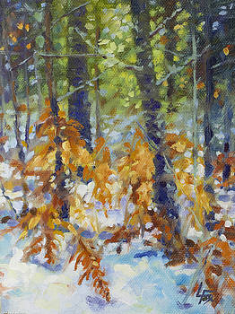 Leona  Fox - First Snowfall