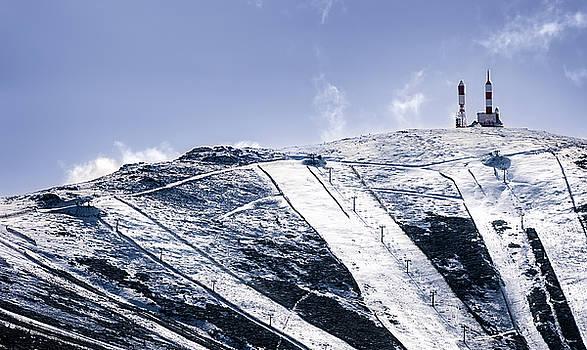 Hernan Bua - First snowfalls
