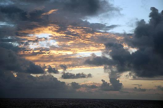 First Sunrise  by Allen Carroll
