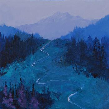 First Tracks 3 by Robert Bissett