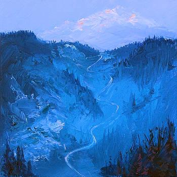 First Tracks by Robert Bissett