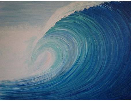 First Wave by Liz Angeles