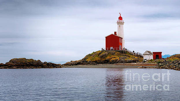Fisgard Lighthouse 2 by Jerry Fornarotto