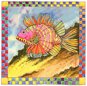 Fish #1 by Rose Gauss