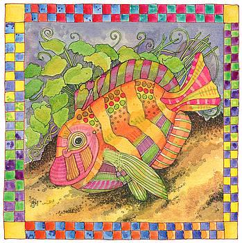 Fish #2 by Rose Gauss