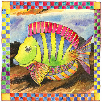 Fish #4 by Rose Gauss