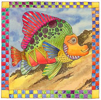 Fish #5 by Rose Gauss