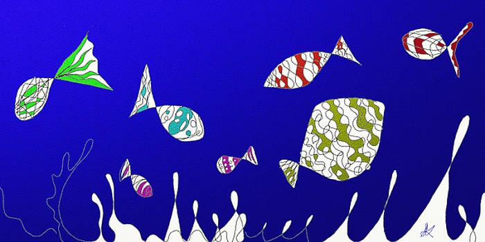 Fish by Agnes Karcz