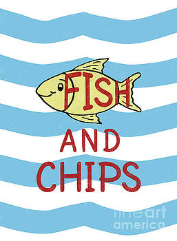 Fish and Chips by Nola Lee Kelsey