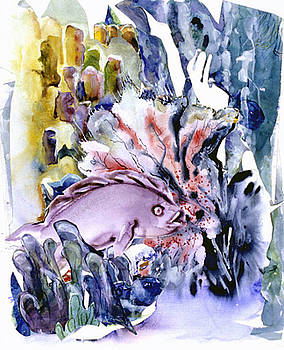 Fish and Fauna by Elaine Ward