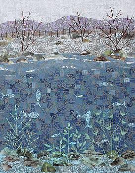 Fish and Winter by Janyce Boynton